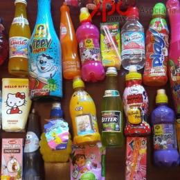 Sucurile de fructe de pe piaţă, bombe pline de zahăr