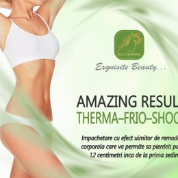 Therma-Frio-Shock - silueta perfectă