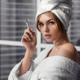Ţigara de dimineaţă vă face să inhalaţi şi mai mult gudron