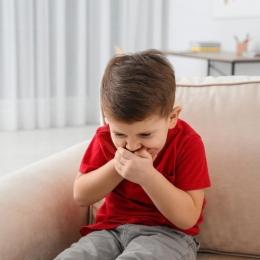 Ulcerul afectează şi copiii. Simptomele apar, în special, după masă