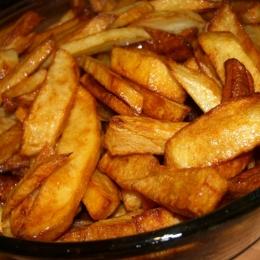 Uleiul folosit la cartofii prăjiţi are efecte negative asupra sănătăţii