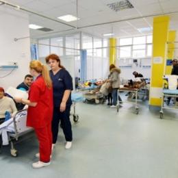 Unitatea de Primire a Urgenţelor, sufocată de pacienţi