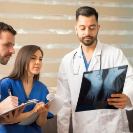 Cadrele medicale au sărbătorit Ziua Mondială a Sănătăţii